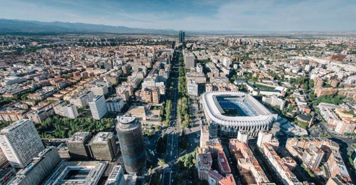 louer voiture aéroport Madrid