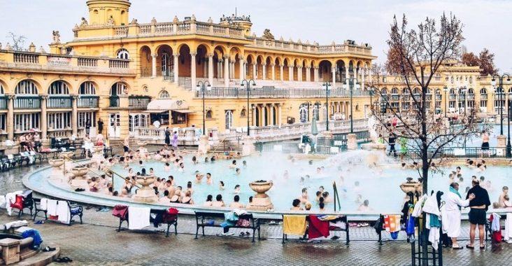 6 meilleurs bains et thermes de Budapest