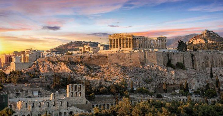 Athènes en 4 jours