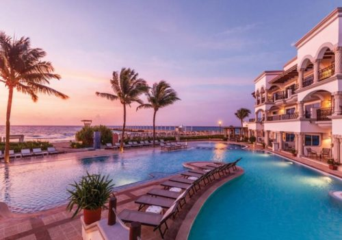 Top 6 hôtels all inclusive playa del carmen