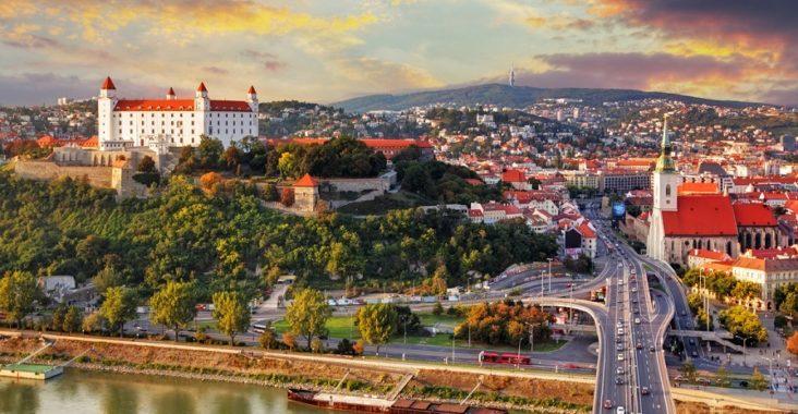 bratislava en 1 jour