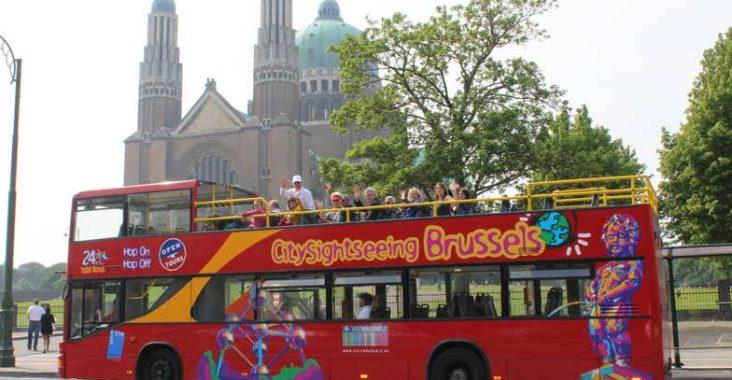 comment se déplacer à Bruxelles