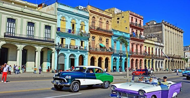 comment se déplacer à La Havane