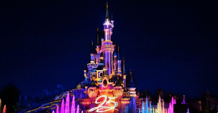 comment se rendre à Disneyland Paris