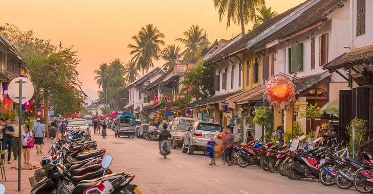 les meilleurs restaurants à Luang Prabang