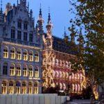 où dormir à Louvain