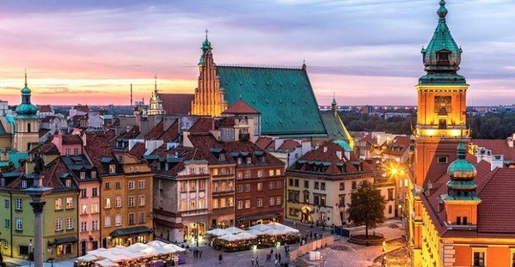 où dormir à Varsovie
