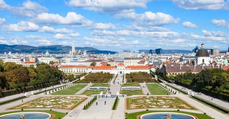 où dormir à Vienne Autriche