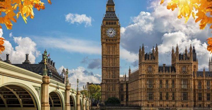 quand venir à Londres
