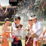 songkran nouvel an thaïlandais