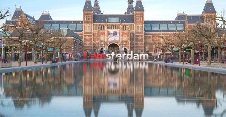 trajet aéroport Amsterdam au centre ville
