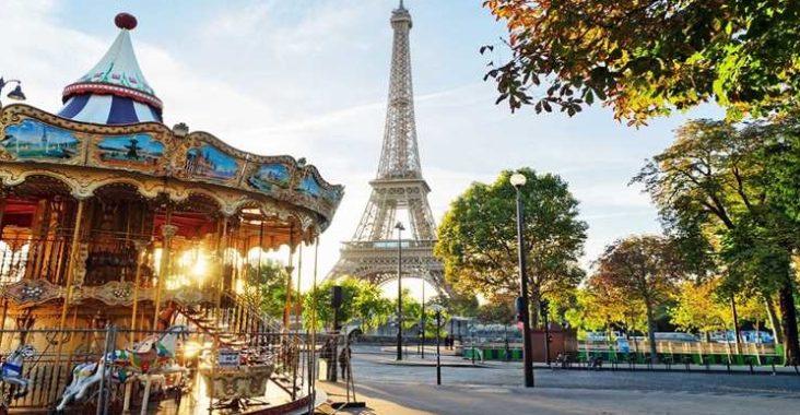 trajet aéroport Beauvais à Paris