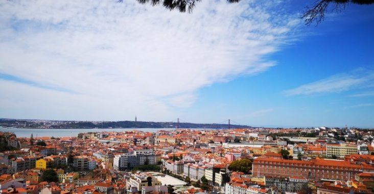 trajet aéroport Lisbonne au centre ville