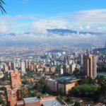 trajet aéroport Medellin au centre