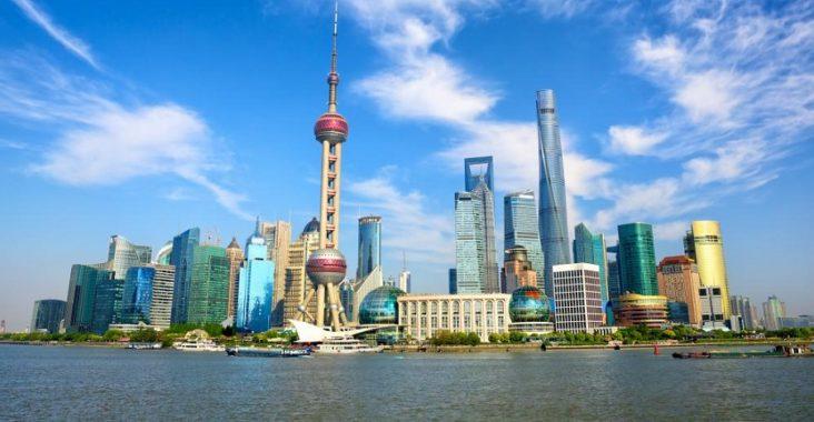 trajet aéroport Shangaï au centre ville