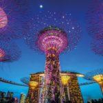 trajet aéroport Singapour au centre ville