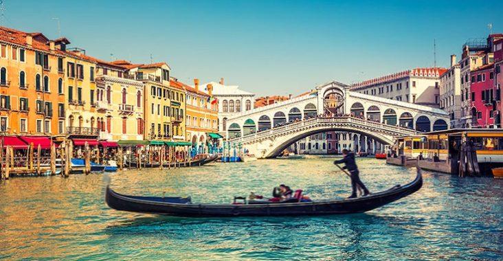 trajet aéroport de Venise au centre ville