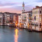 trajet de Mestre à Venise