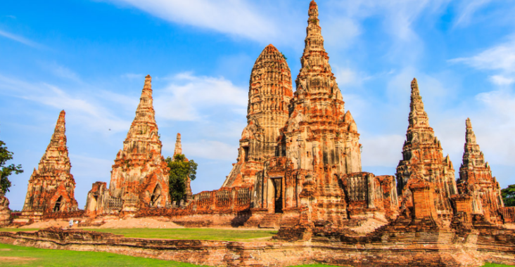 trajet de bangkok à ayutthaya