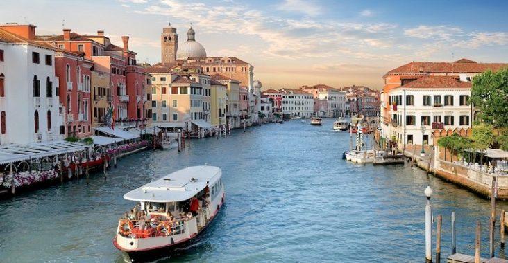 vaporetto à Venise