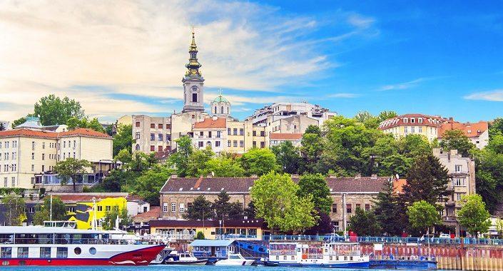 visite de Belgrade