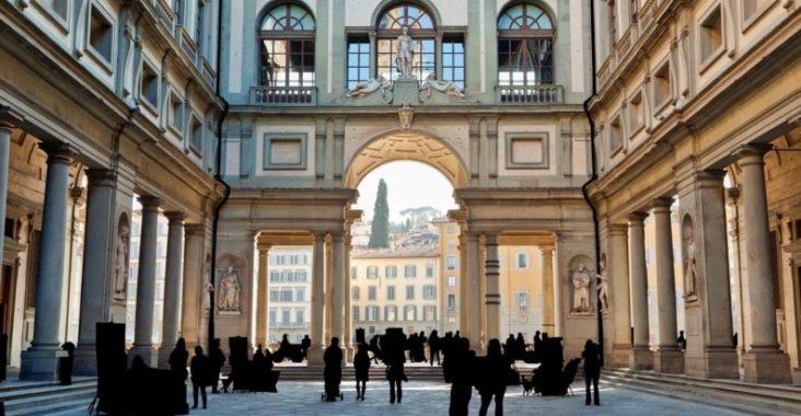 visiter la Galerie des Offices à Florence