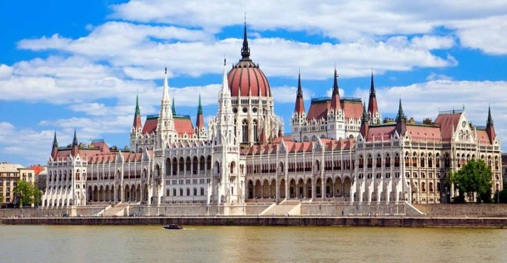 visiter le parlement de Budapest
