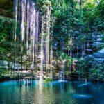 visiter les cenotes