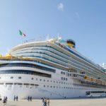 évaluation croisière costa diadema méditerranée