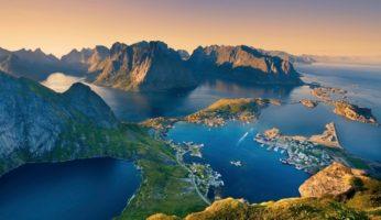 conseils croisière Europe du Nord Fjords norvégiens